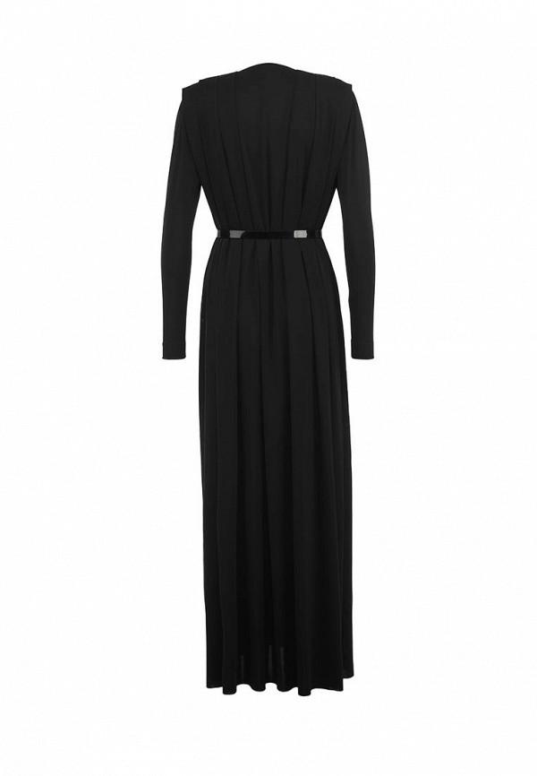 Платье-макси AQ/AQ Bowie Maxi Dress & Belt: изображение 2