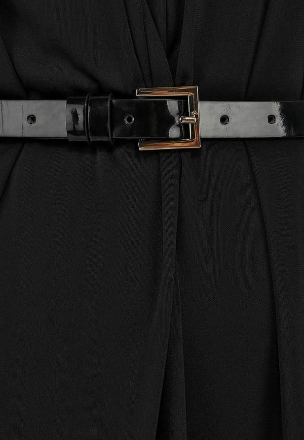 Платье-макси AQ/AQ Bowie Maxi Dress & Belt: изображение 3