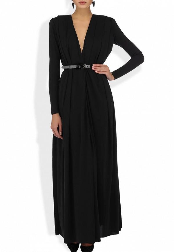 Платье-макси AQ/AQ Bowie Maxi Dress & Belt: изображение 4