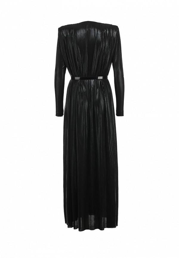 Платье-макси AQ/AQ Bowie Maxi Dress & Belt: изображение 6