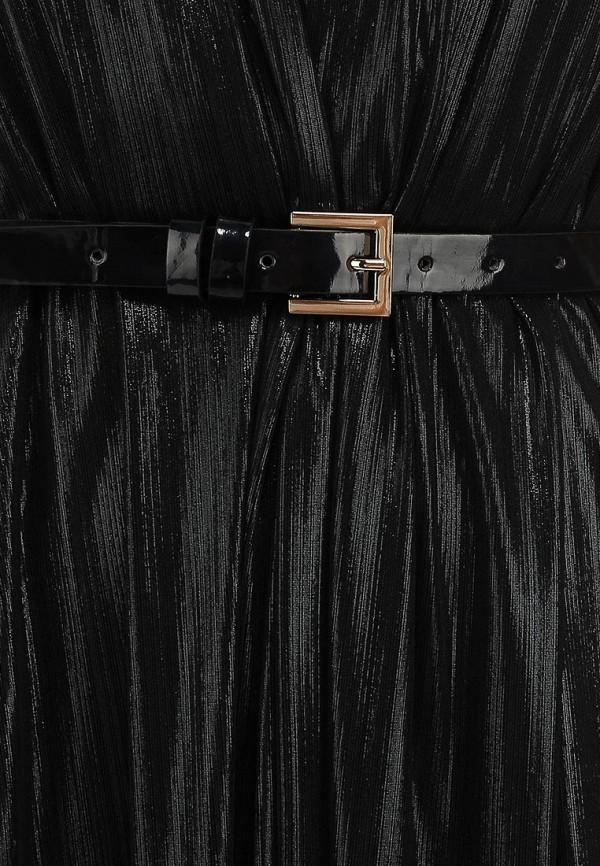 Платье-макси AQ/AQ Bowie Maxi Dress & Belt: изображение 7