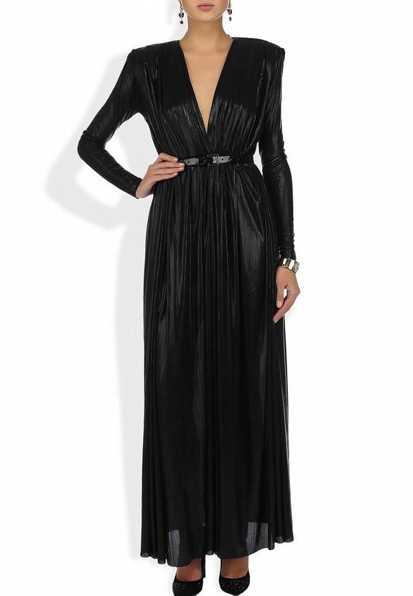 Платье-макси AQ/AQ Bowie Maxi Dress & Belt: изображение 8