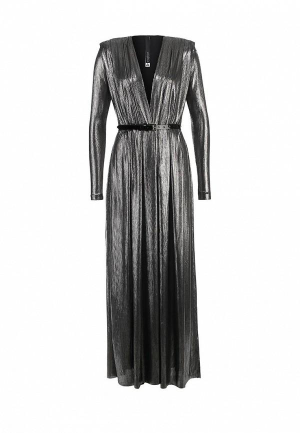 Вечернее / коктейльное платье AQ/AQ Bowie Maxi Dress & Belt: изображение 1
