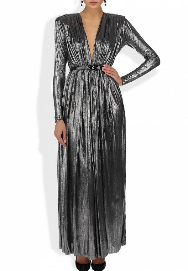 Вечернее / коктейльное платье AQ/AQ Bowie Maxi Dress & Belt: изображение 4