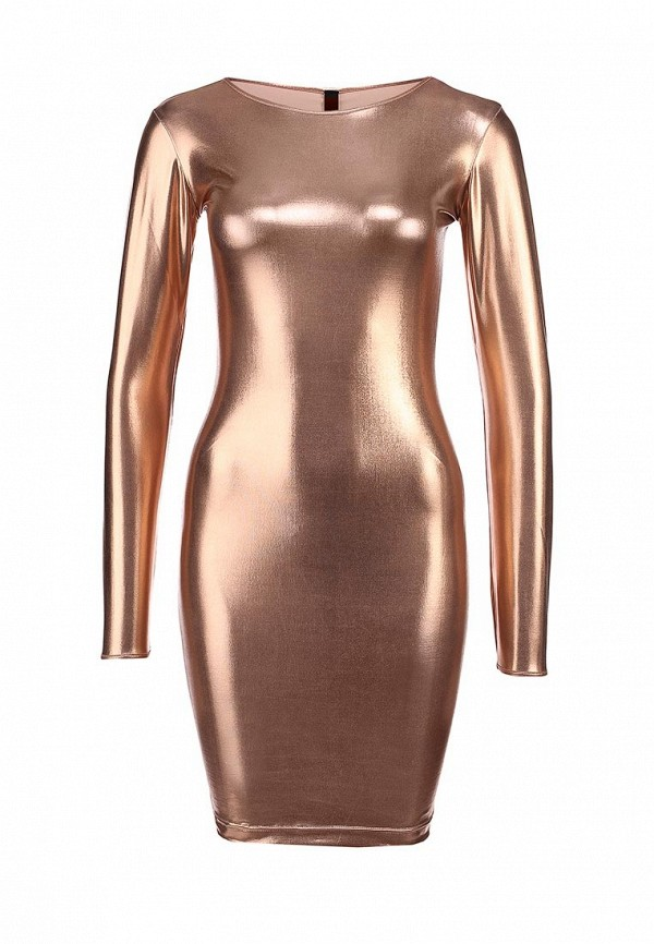Вечернее / коктейльное платье AQ/AQ Tina Mini Dress: изображение 1