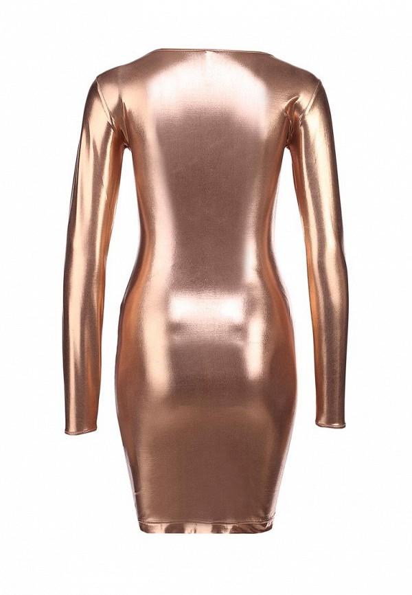 Вечернее / коктейльное платье AQ/AQ Tina Mini Dress: изображение 2