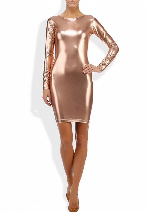 Вечернее / коктейльное платье AQ/AQ Tina Mini Dress: изображение 4
