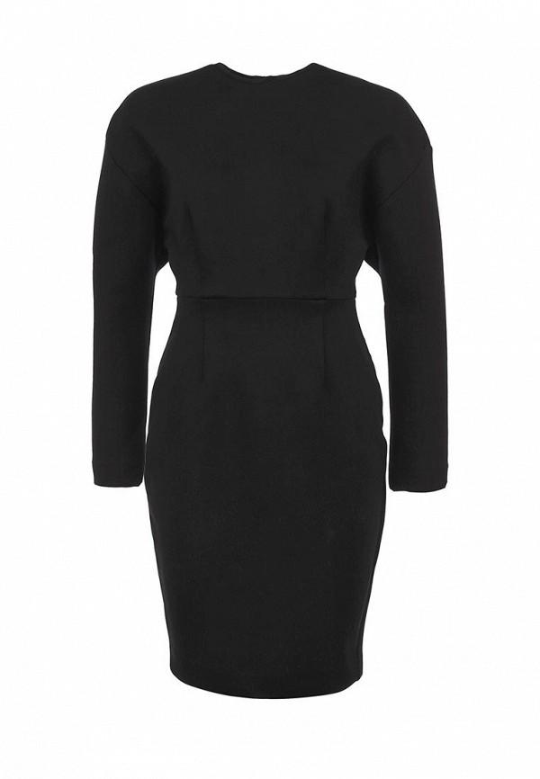 Платье-миди AQ/AQ Paulina Mini Dress: изображение 1