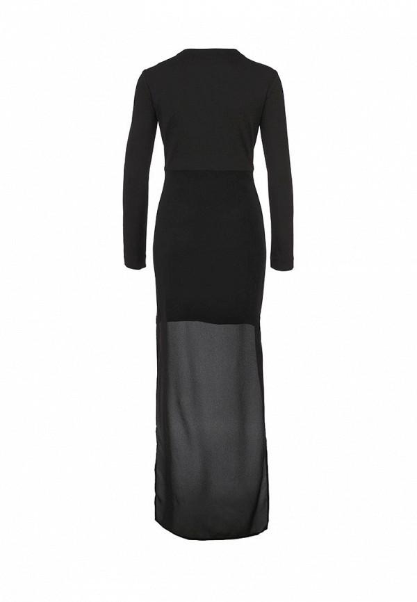 Вечернее / коктейльное платье AQ/AQ Harper Maxi Dress: изображение 2