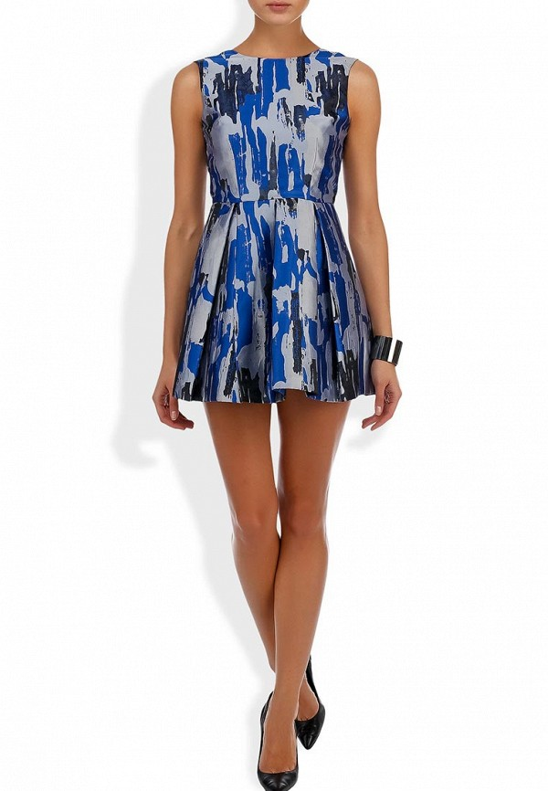 Вечернее / коктейльное платье AQ/AQ Uropa Mini Dress: изображение 4