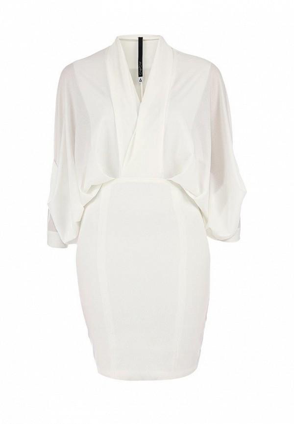 Вечернее / коктейльное платье AQ/AQ Angel Knee Length Dress: изображение 1