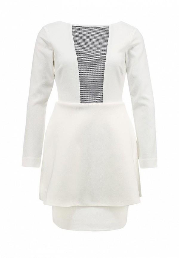 Платье-мини AQ/AQ Faith Mini Dress: изображение 2