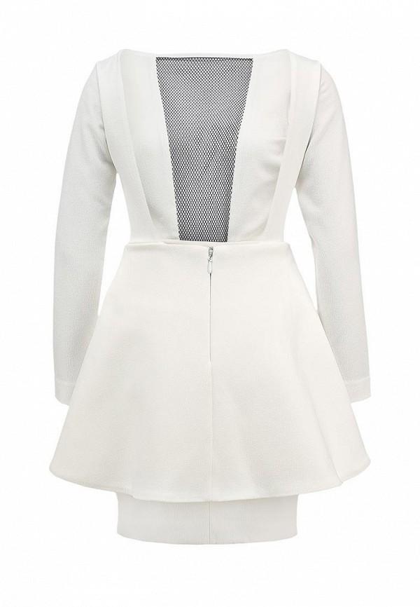 Платье-мини AQ/AQ Faith Mini Dress: изображение 3