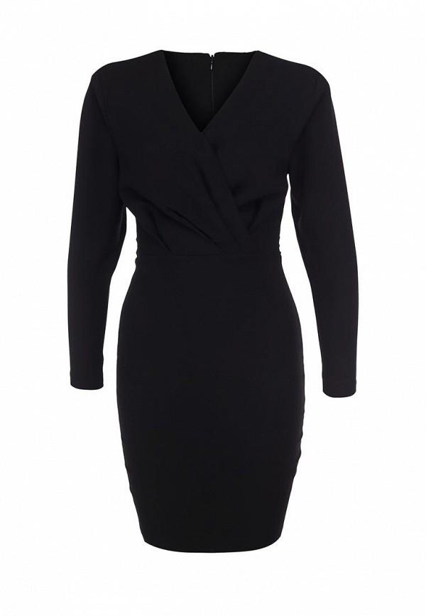 Платье-миди AQ/AQ Saradon Knee Length Dress: изображение 1
