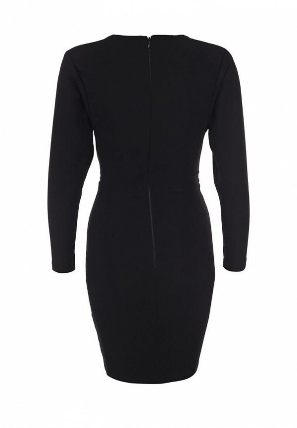 Платье-миди AQ/AQ Saradon Knee Length Dress: изображение 2