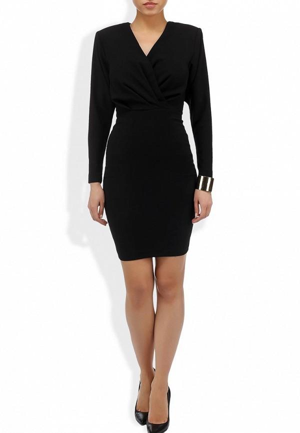 Платье-миди AQ/AQ Saradon Knee Length Dress: изображение 4