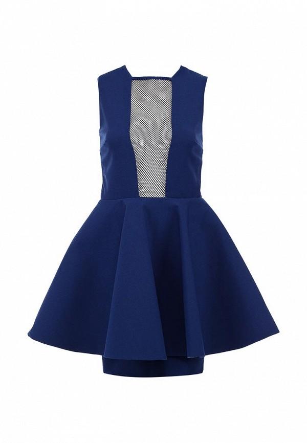 Вечернее / коктейльное платье AQ/AQ Charles Mini Dress: изображение 1