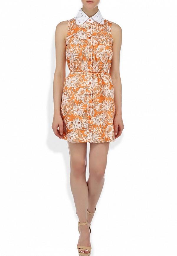 Платье-мини Ark & co DJ15799T: изображение 7