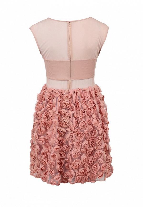 Платье-миди Ark & co DJ-15989-G: изображение 3