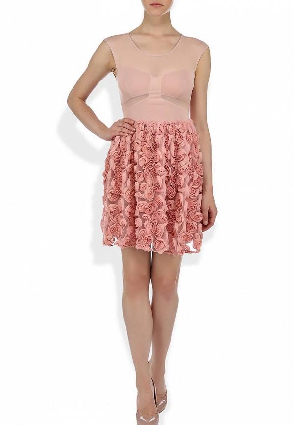 Платье-миди Ark & co DJ-15989-G: изображение 7