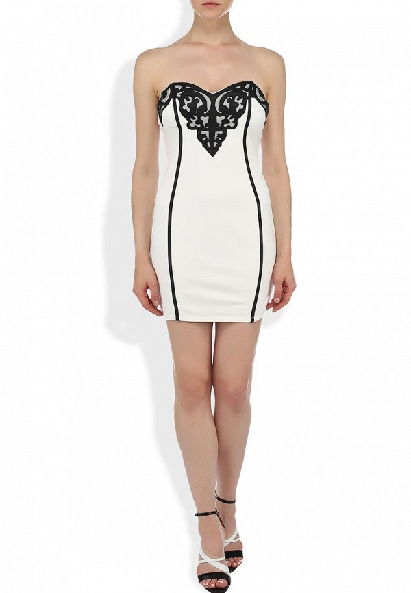 Платье-мини Ark & co DJ16404T: изображение 7