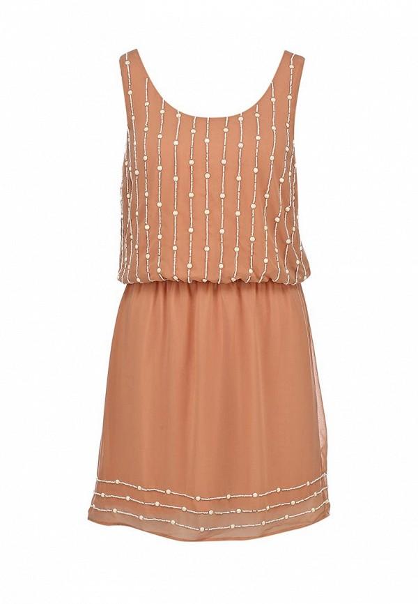 Платье-миди Ark & co DJ-16477-G: изображение 2