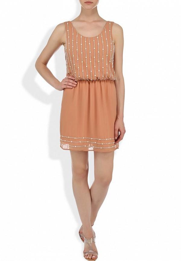 Платье-миди Ark & co DJ-16477-G: изображение 7