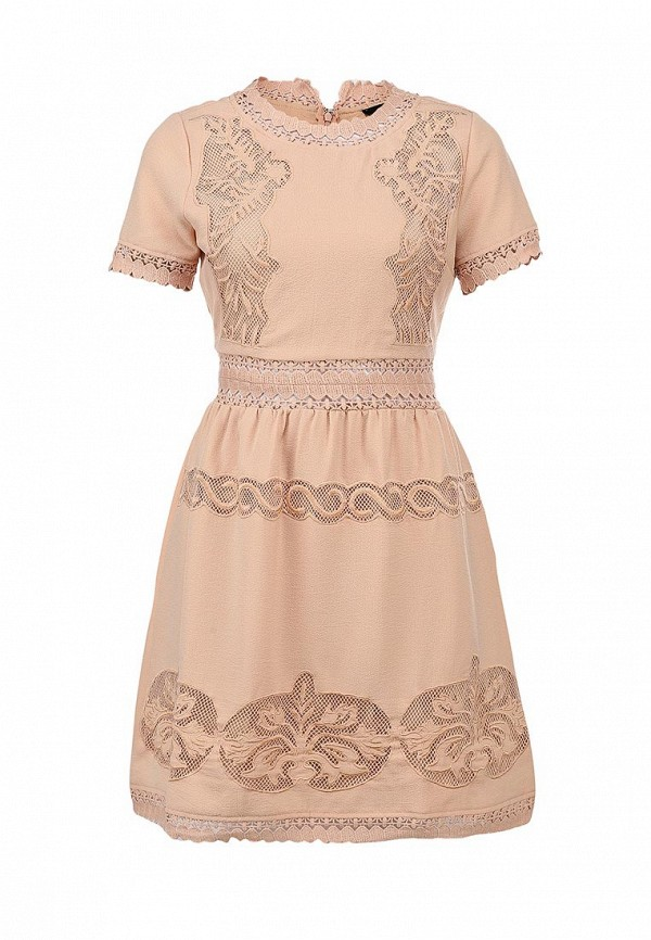 Платье-миди Ark & co DJ16636B: изображение 2