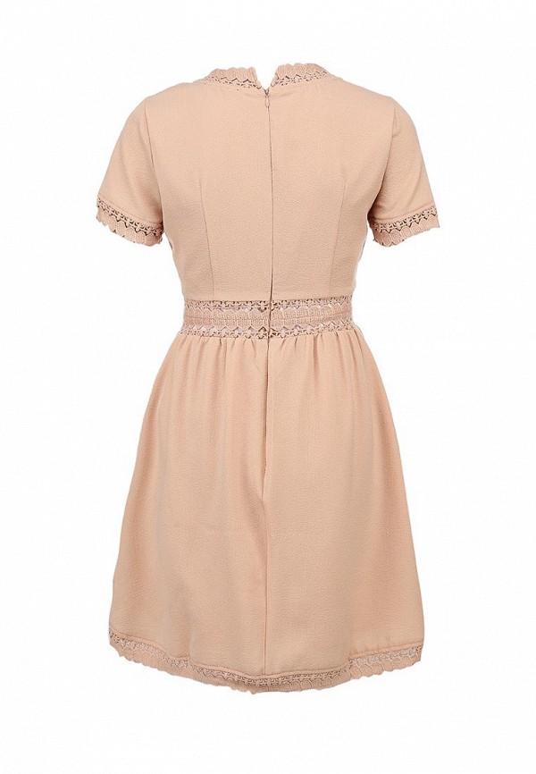 Платье-миди Ark & co DJ16636B: изображение 3