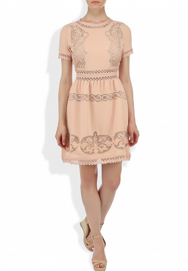Платье-миди Ark & co DJ16636B: изображение 7