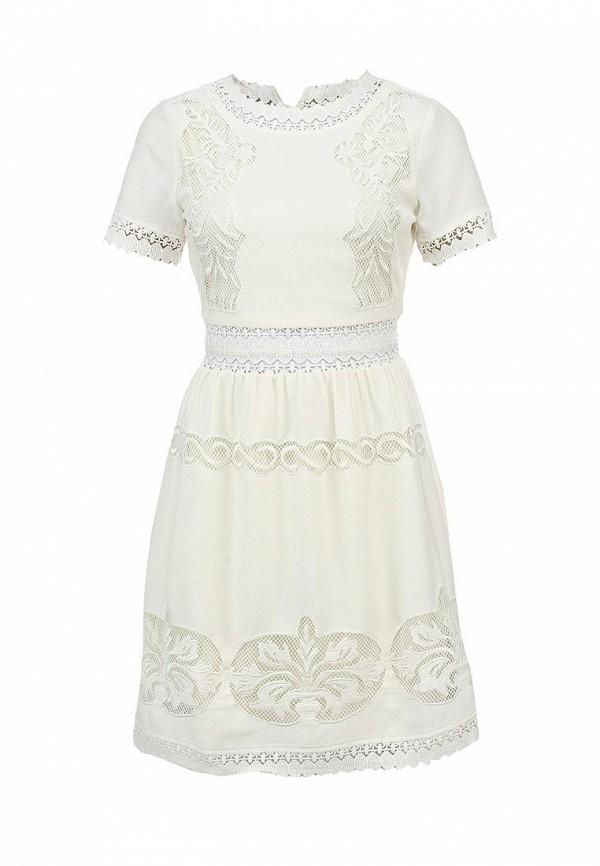 Платье-миди Ark & co DJ16636B: изображение 1