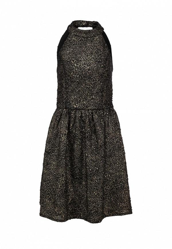 Платье-миди Ark & co DJ-16636-B: изображение 2