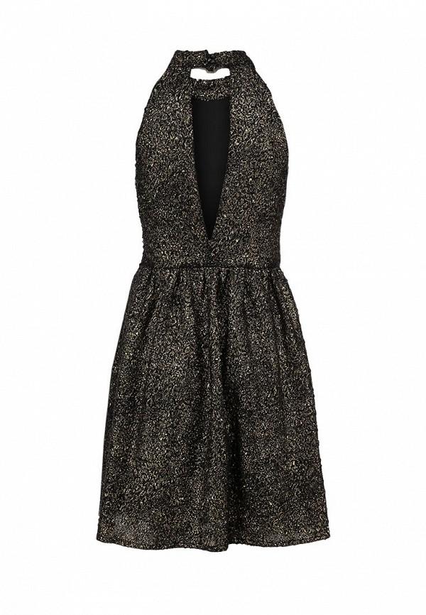 Платье-миди Ark & co DJ-16636-B: изображение 3