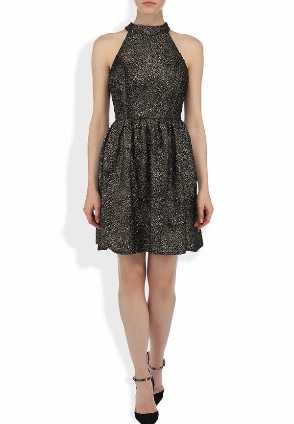 Платье-миди Ark & co DJ-16636-B: изображение 7