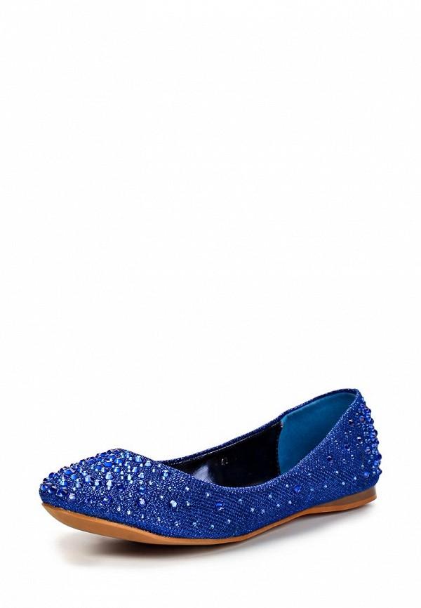 Женские балетки ARZOmania 1826-121 blue: изображение 1
