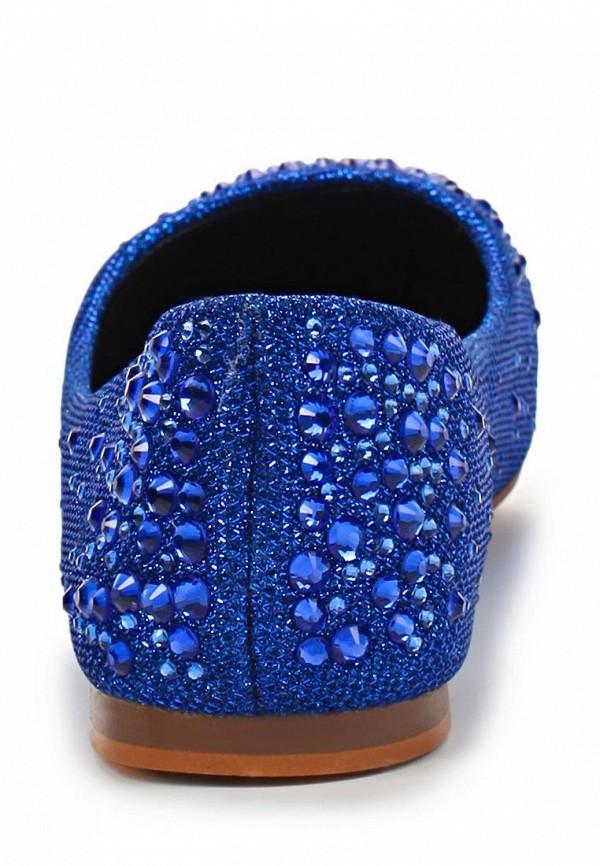 Женские балетки ARZOmania 1826-121 blue: изображение 2