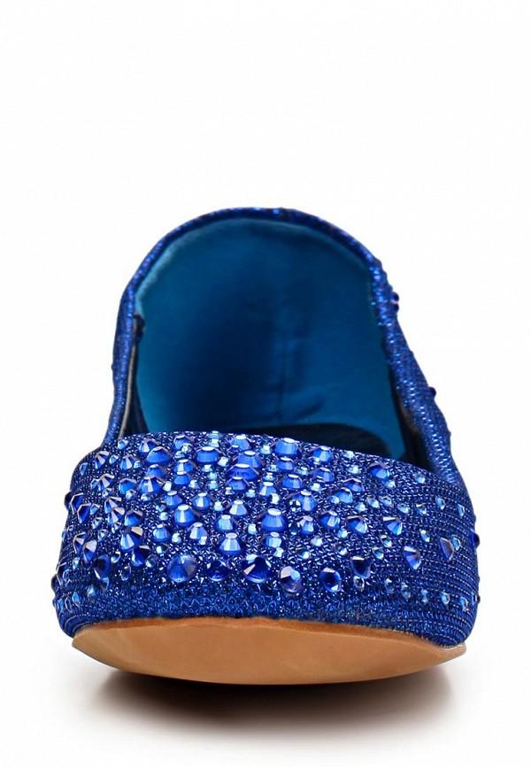 Женские балетки ARZOmania 1826-121 blue: изображение 4