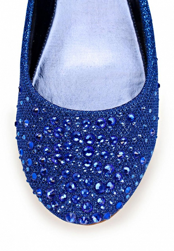 Женские балетки ARZOmania 1826-121 blue: изображение 6