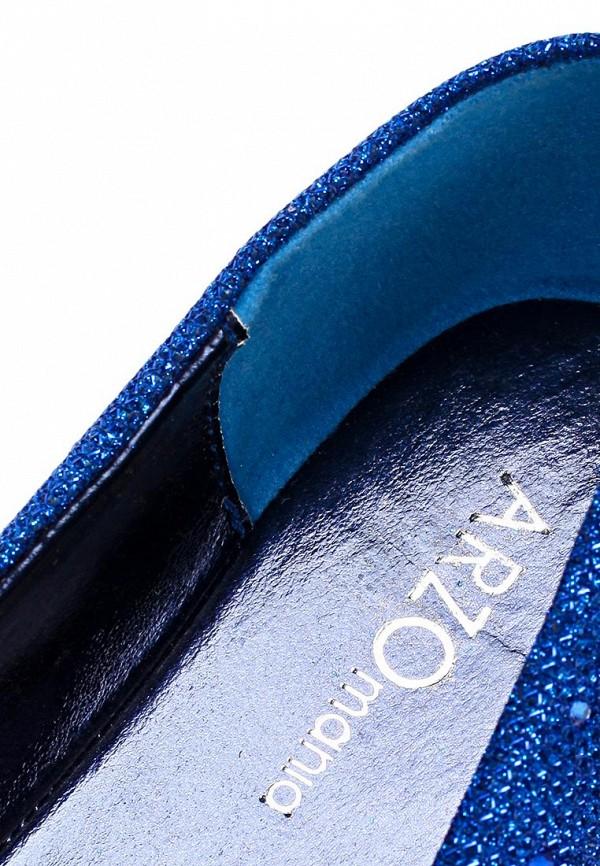 Женские балетки ARZOmania 1826-121 blue: изображение 7