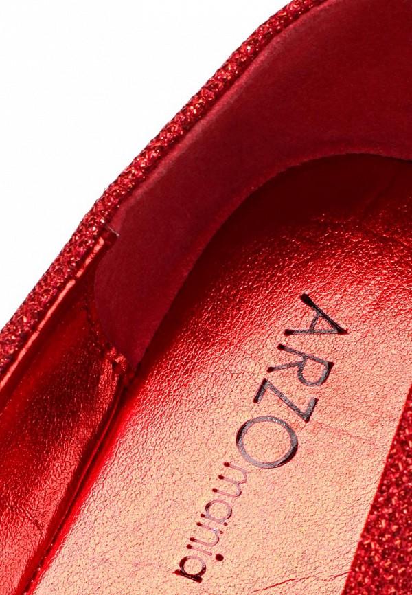 Женские балетки ARZOmania 1826-121 red: изображение 7