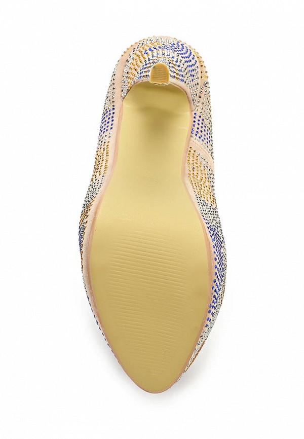 Туфли на шпильке ARZOmania 1869-8 beige: изображение 5