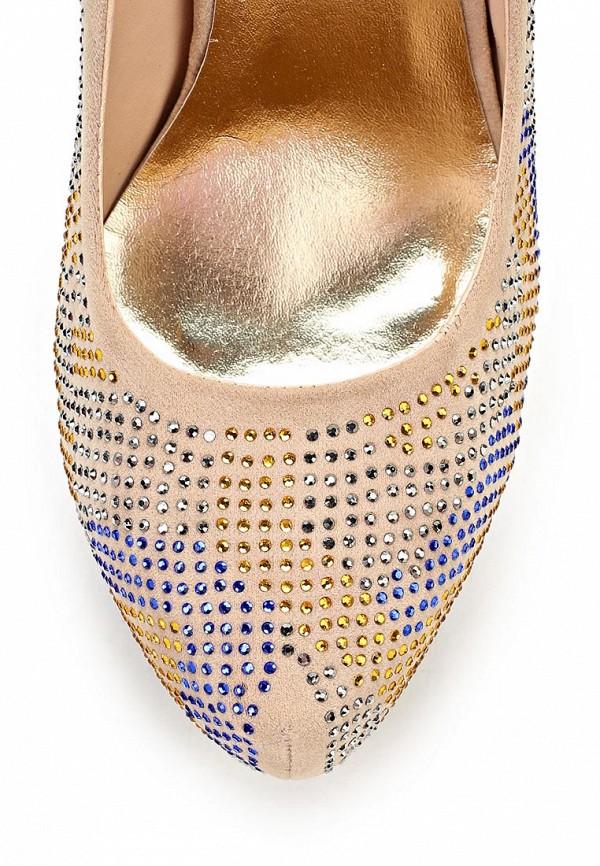 Туфли на шпильке ARZOmania 1869-8 beige: изображение 11
