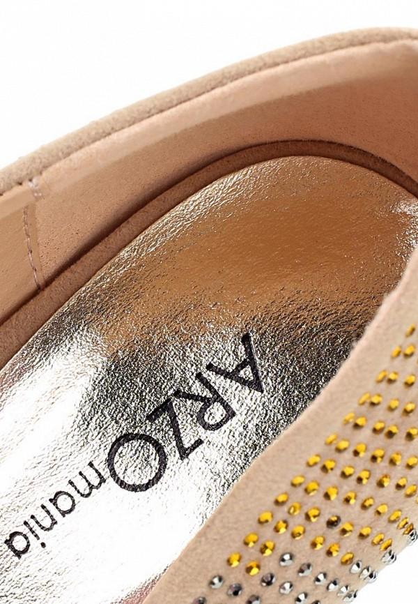 Туфли на шпильке ARZOmania 1869-8 beige: изображение 13