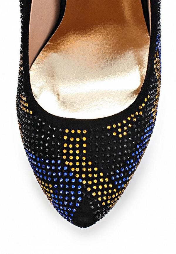 Туфли на шпильке ARZOmania 1869-8 black: изображение 11