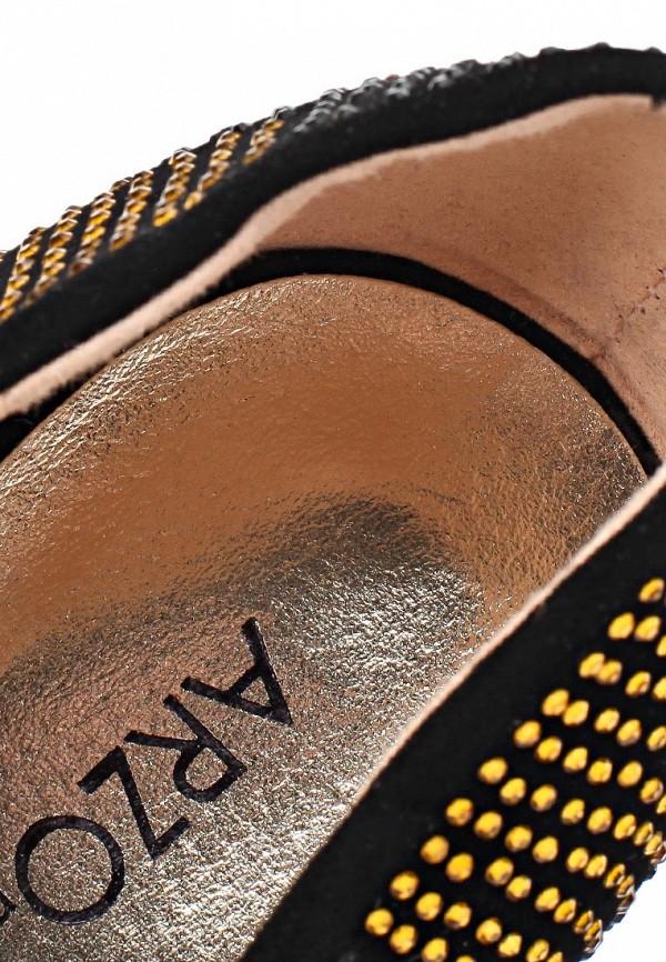 Туфли на шпильке ARZOmania 1869-8 black: изображение 13