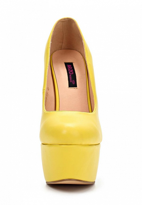 Туфли на каблуке ARZOmania AI 223-13: изображение 4