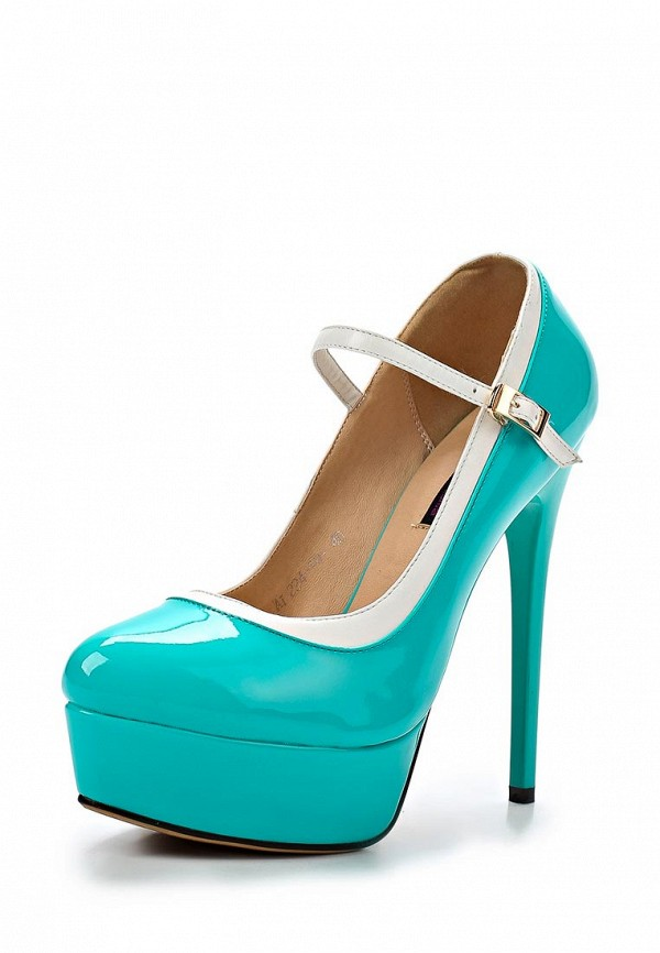 Туфли на каблуке ARZOmania AI 224-19: изображение 1