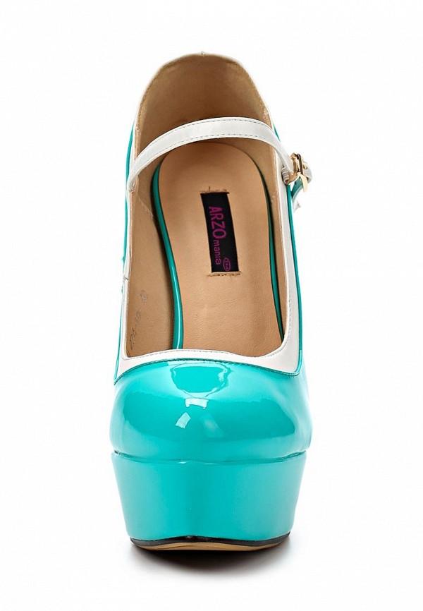 Туфли на каблуке ARZOmania AI 224-19: изображение 4