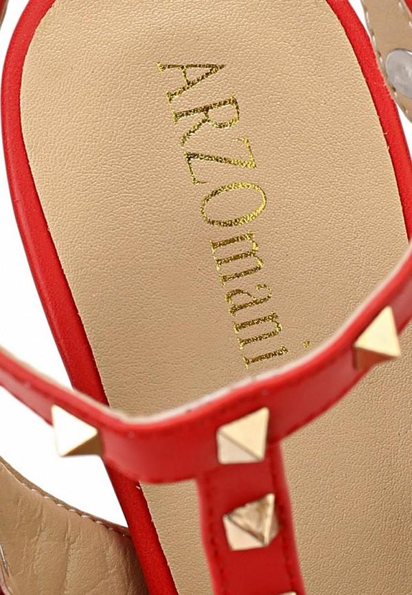 Босоножки на каблуке ARZOmania AI 273-3: изображение 13
