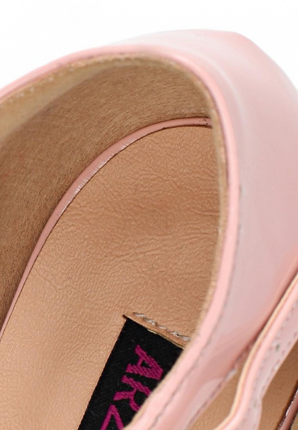 Босоножки на каблуке ARZOmania AI 283-16: изображение 6